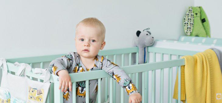 Urządzanie pokoju dla niemowlaka