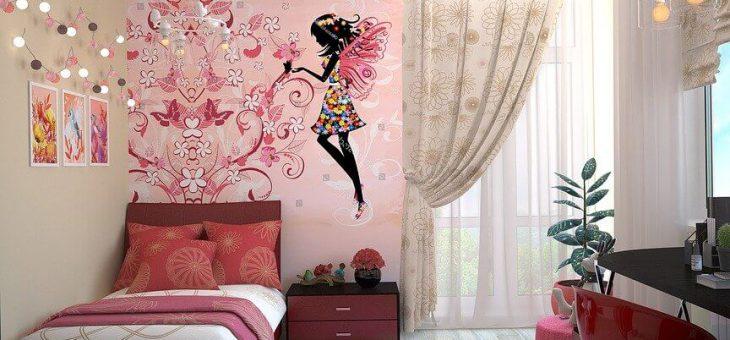 Plakaty z bajek Disneya- element dominujący nie jednej dziewczęcej sypialni